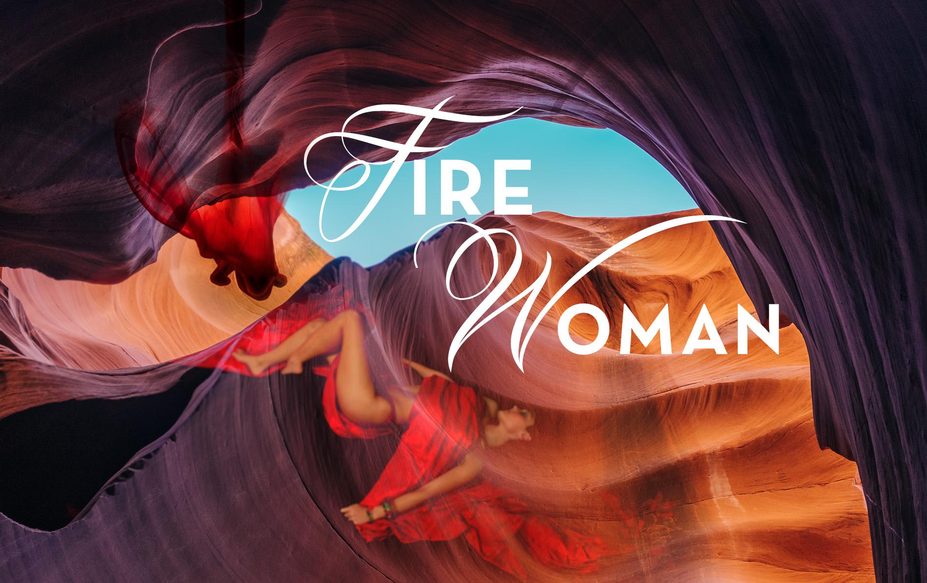 FireWomanBanner
