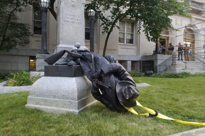 ConfederateStatue